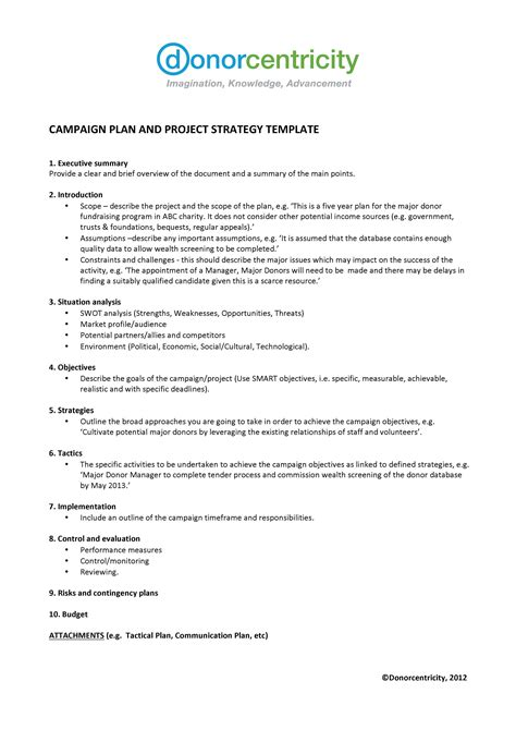 Donor Cultivation Plan Template Gallery Template Design Ideas Donor Cultivation Plan Template
