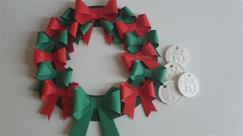 Origami Reef - origami tutorial wreath origami wreath ornament