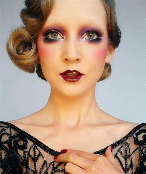 roarin 20s makeup roaring twenties makeup style mugeek vidalondon