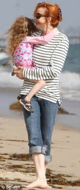 Adorable Photos Of Marcia Cross And At The Park by Marcia Cross Enjoys A Day At The With Adorable