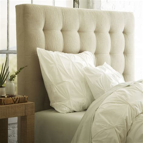 single bed padded headboard 7 best headboards images on pinterest double headboard
