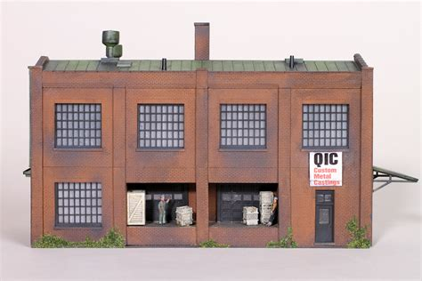 buildings  structures   gateway central xv switching model railroad gateway nmra