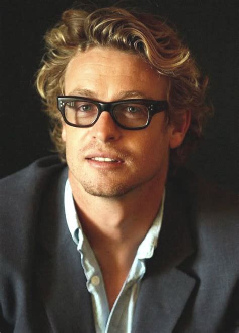 blond hair actor in the mentalist simon simon baker photo 32286177 fanpop