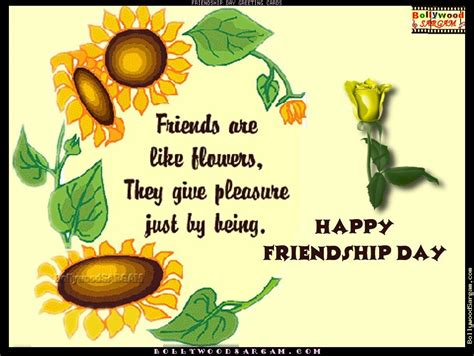 how to make greeting cards for friendship day friends are like flowers happy friendship day greeting card