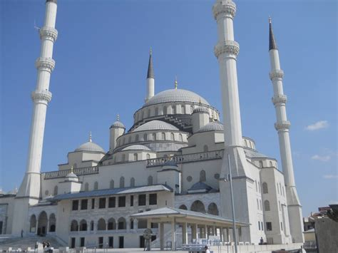 kocatepe mosque ankara kocatepe mosque photo