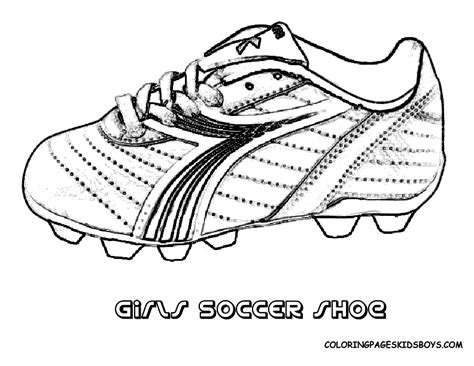 coloring pages football shoes soccer coloring page az coloring pages