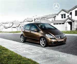 Mercedes Small Cars Car Trials Mercedes To Launch Compact Car Range In