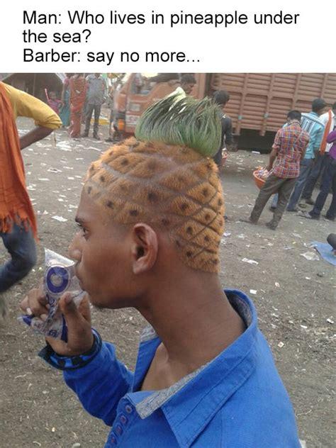 bob hair meme spongebob haircut