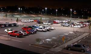 Lighting Car Lot Parking Lot Lighting Why Lighting Is So Important