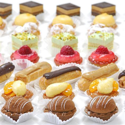 best petit fours by mail