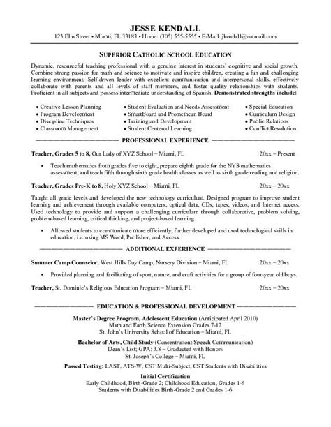 business development objective statement teachers resume free exles our 1 top for