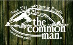 buy the common man gift cards raise - Common Man Gift Card