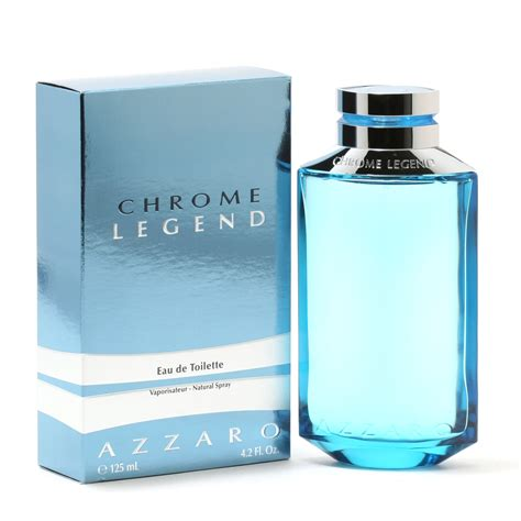 Azzaro Chrome Edt chrome legend by azzaro edt spray