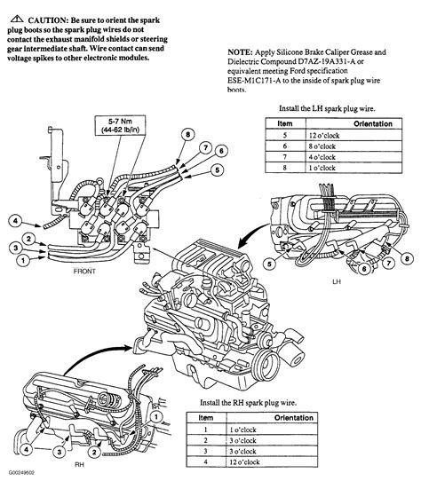 2003 f150 spark wire diagram 2003 f150 4 2 firing