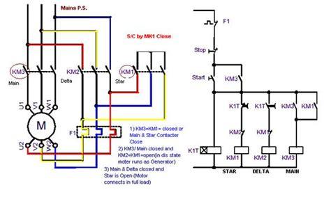 siemens delta starter circuit diagram efcaviation