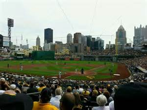 pnc park section 117 pnc park section 117 row n seat 23 pittsburgh pirates vs