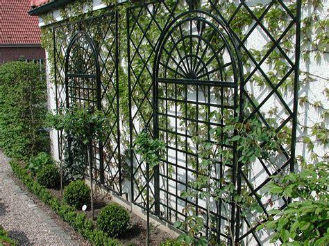 garden wall trellis variables treillage rankgitter classic garden elements