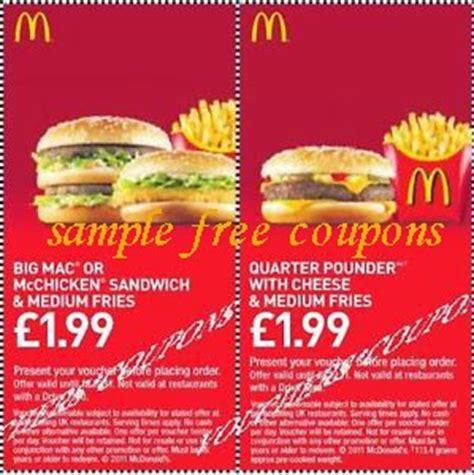 printable mcdonalds vouchers 2014 mcdonalds bogo mcafe coupon