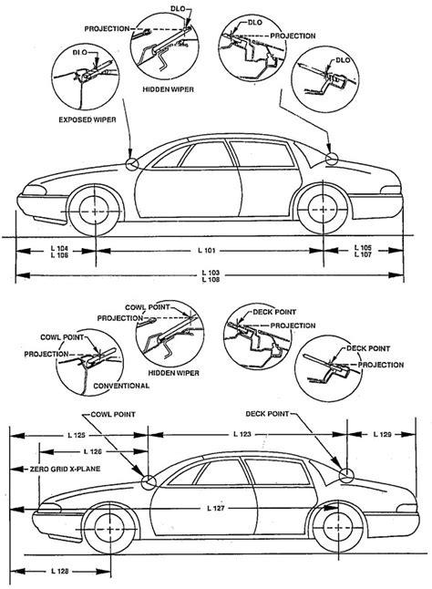 car dimensions in feet motor vehicle dimensions