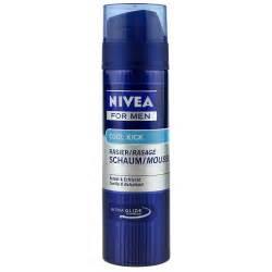 nivea cool kick foam beautyspin