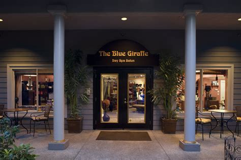 blue giraffe spa ashland