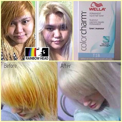 wella color charm toner t18 25 best ideas about wella color charm toner on