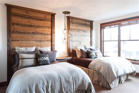 Rustic Bedroom Lighting Diy Rustic Headboard Bedroom Traditional With White Slipcovered Armchair Wall Sconce White Armoire