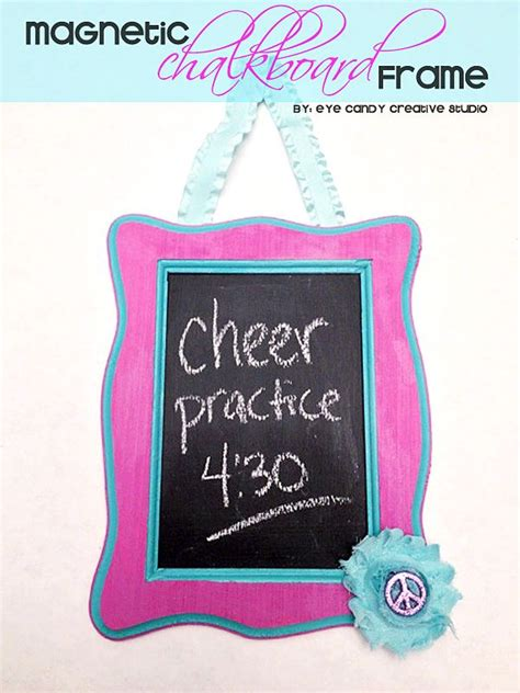 diy chalkboard for locker diy craft for back to school to use in your locker