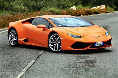 Lamborghini Huracan Orange Lamborghini Huracan Orange 2017 Ototrends Net