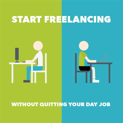 8 Reasons To Quit Your Day by How To Start Freelancing Without Quitting Your Day