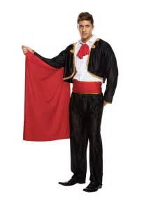 Spanish matador bull fighter spain national fancy dress costume outfit