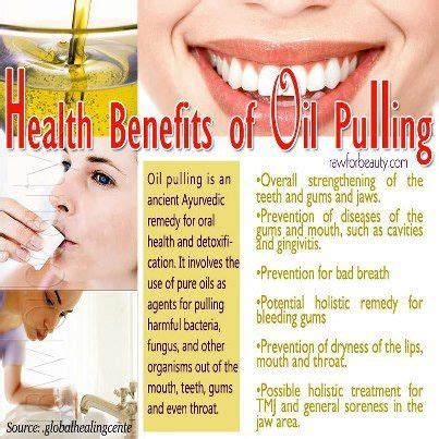 Detox Effects Of Coconut Pulling by Pulling Toilets Mouths And It Is