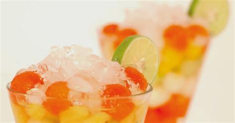 membuat es buah koktail resep membuat es buah koktail segar dan sehat tips sehat