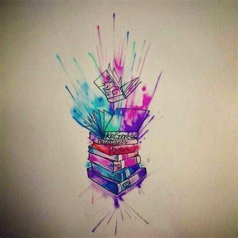 libro artists drawing techniques discover watercolor book color acuarela libros tatuaje draw dibujo
