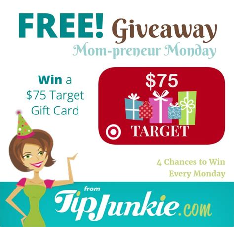 Free Gift Giveaways - 75 target gift card giveaway closed tip junkie