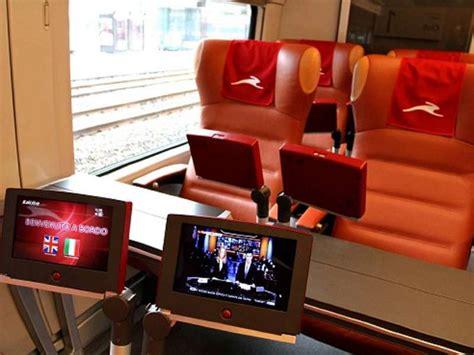 italo treno carrozza cinema il treno migliora la vita idee green