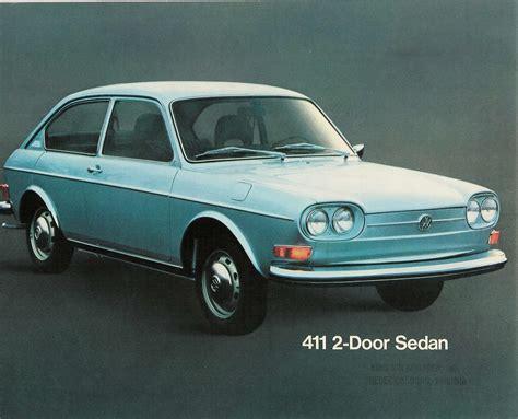 Usa 411 Address Thesamba Vw Archives 1972 Us Color Sheet Vw 411 2 Door Sedan