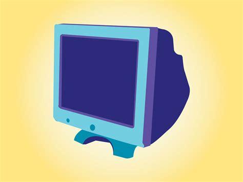 graphics design monitor monitor design vector art graphics freevector com
