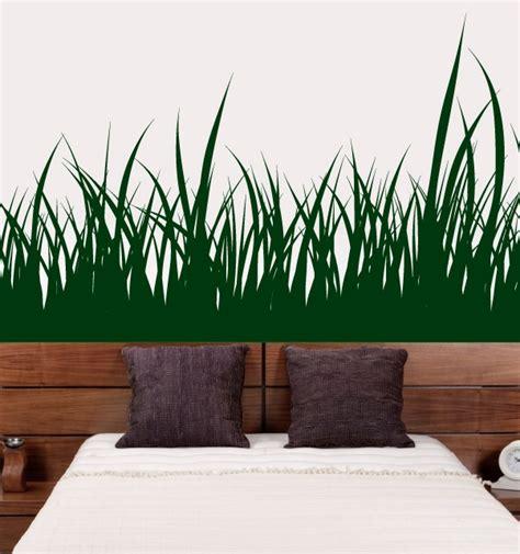 grass wall stickers grass wall decal grass wall decal border 10 ft