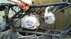 how to disassemble 110cc chinese quad atv youtube