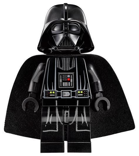 Lego Minifigure Darth Vader 2 lego wars minifigure darth vader 75150 ebay
