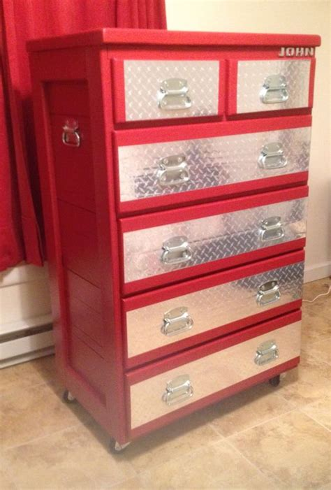 painted dresser ideas for a boy toolbox dressers and repurposed on