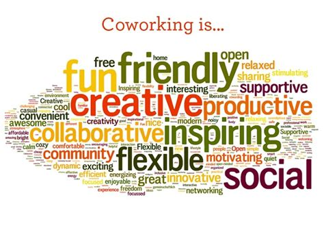 Average Rent Us by Coworking The Future Of The Office