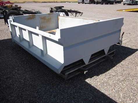 dump bed for sale crysteel dump truck bodies only used crysteel dump truck