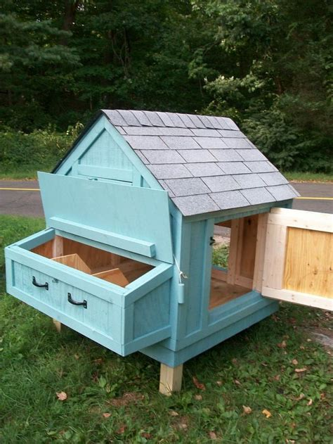 small chicken coop ideas woodworking projects plans
