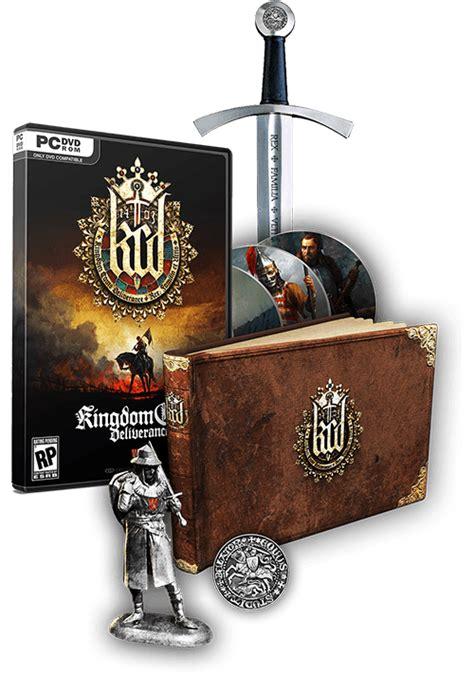 how to to come limited edition pc kingdom come deliverance
