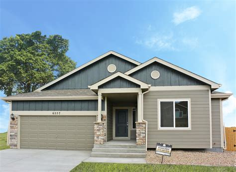 Fort Carson Housing by Fort Carson New Homes For Sale