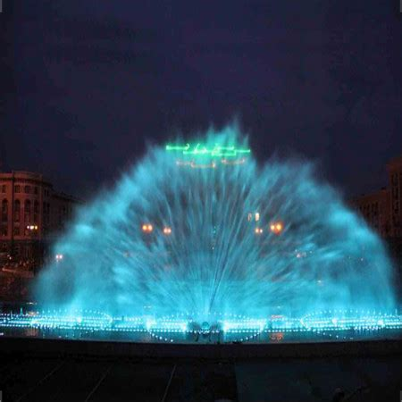 water screen laser show factory supply  fountain