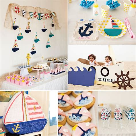 sailor nautical theme an adorable sailor nautical
