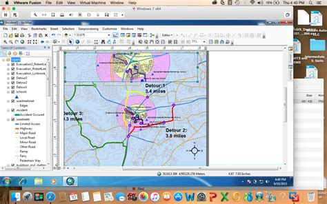 layout view arcgis 10 1 arcgis desktop zooming in to magnify inset map in layout